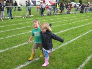 Children Grasmere Sports