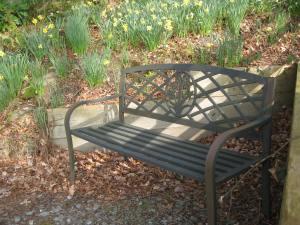 grasmere cottage garden bench