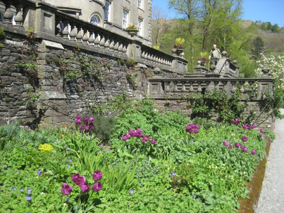Rydal Hall border