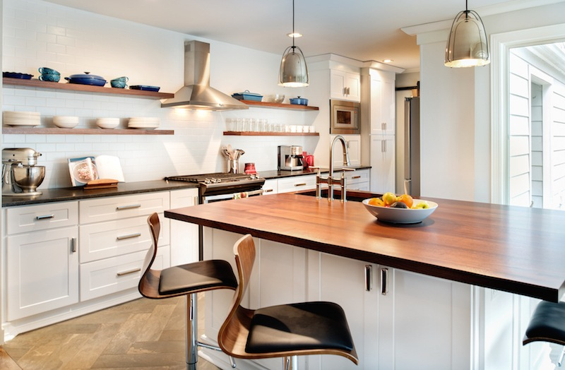 This Open Concept Kitchen Is Now The Heart Of The Home