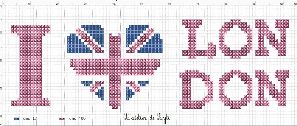 broderie londres