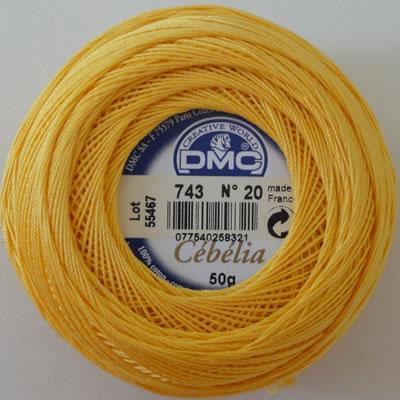 coton dmc n 20