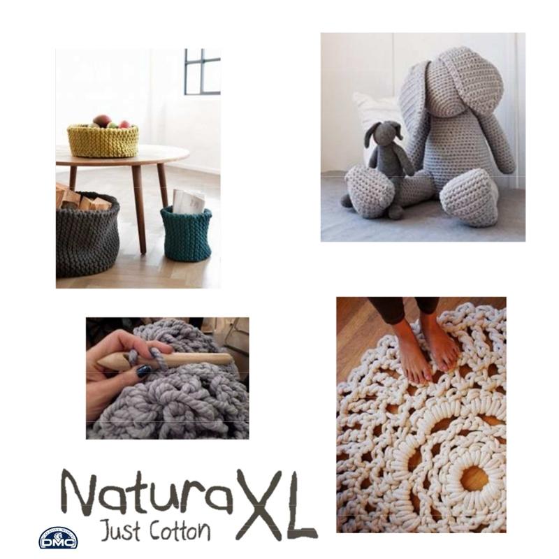 coton natura xl dmc