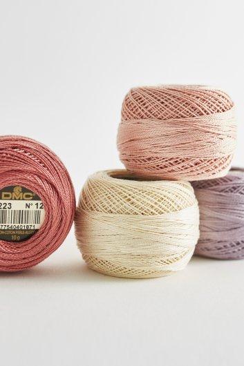 coton perle 8 dmc