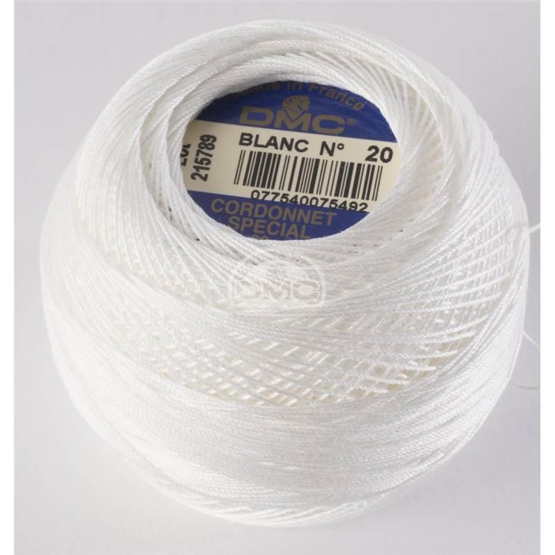 coton pour crochet dmc