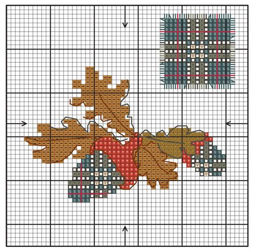 diagramme broderie