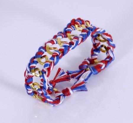 dmc bracelet