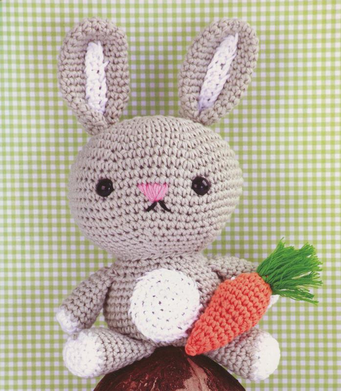 dmc crochet amigurumi