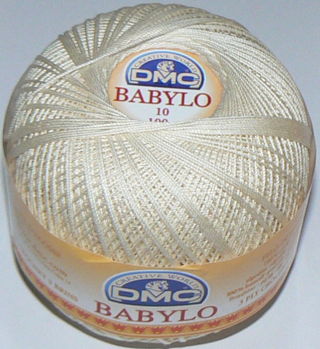 dmc crochet cotton