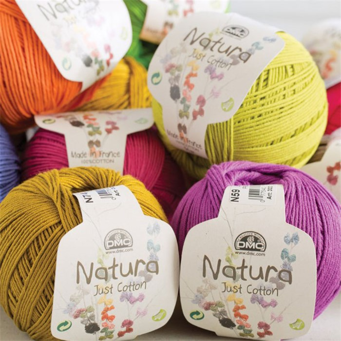 dmc natura crochet cotton