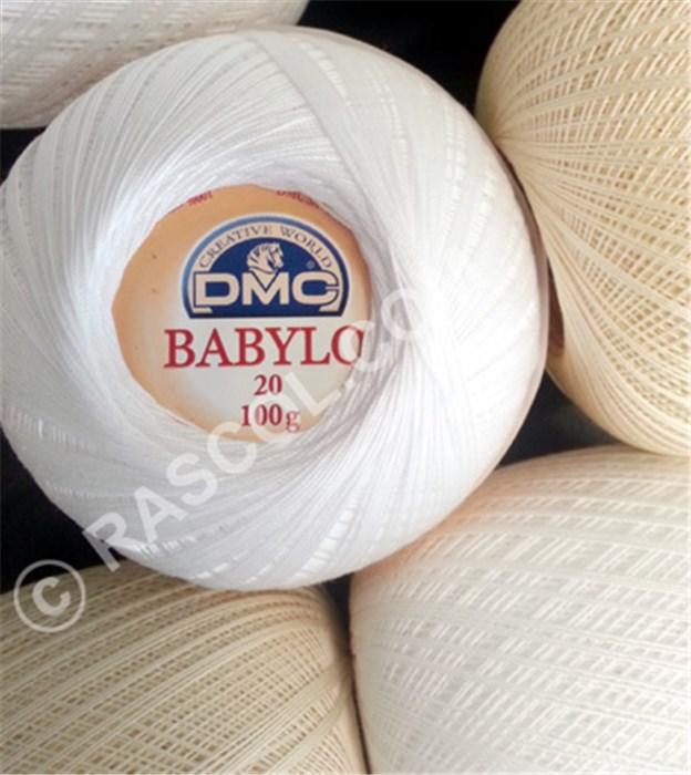 fil crochet dmc