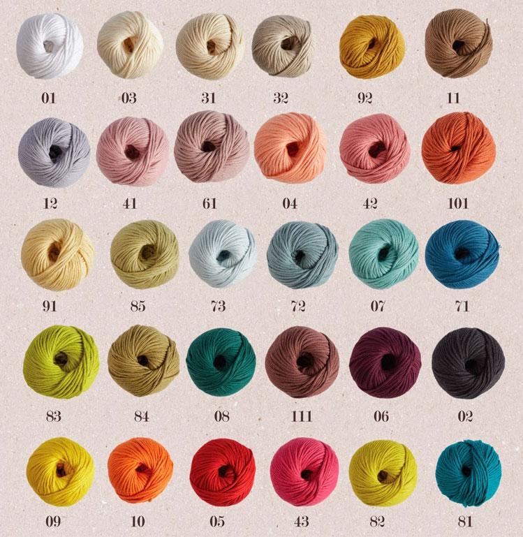 fil dmc coton