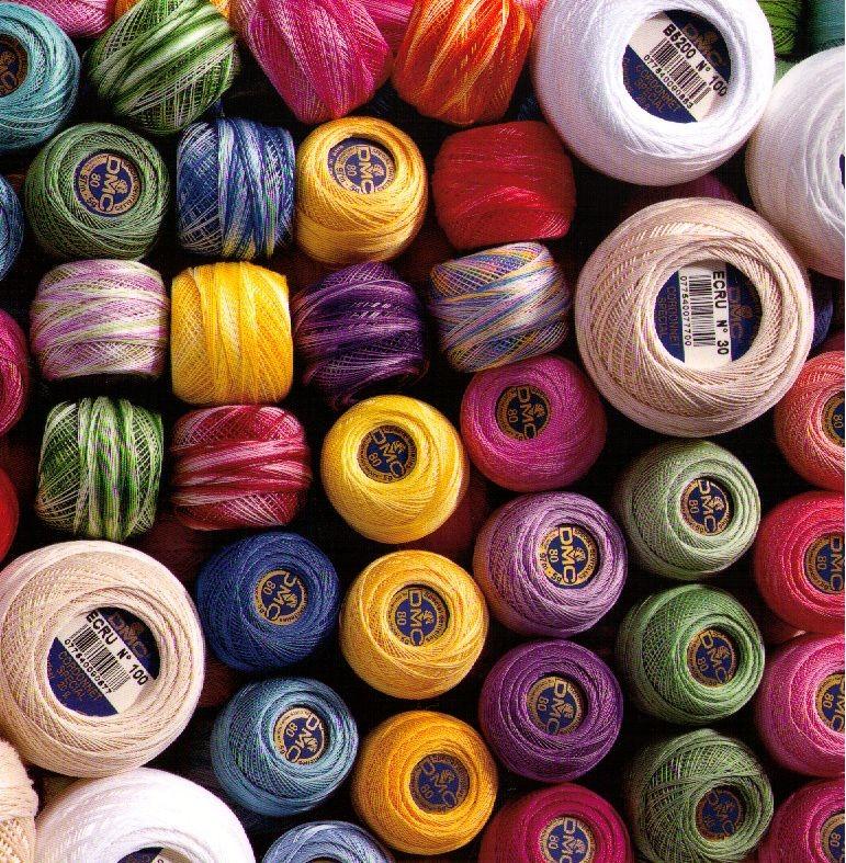 fils de coton dmc