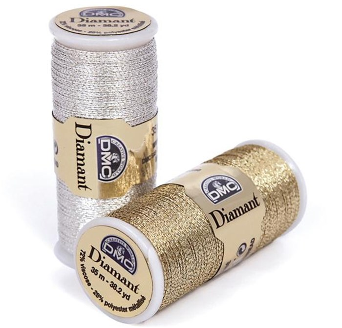 fils diamant dmc