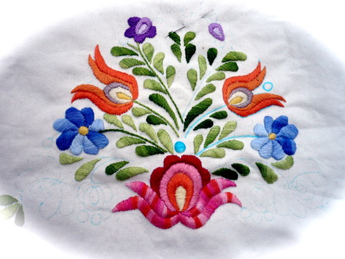 modeles broderies