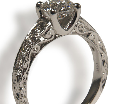 Engravable Rings For Him Mm Stainless Steel All Black Ip