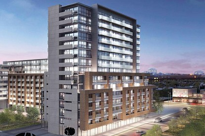 68 Abell St. Unit# LPH02 Epic on Triangle Park Rendering Image 2