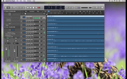 How to Perform a Stem Export in Apple's Logic X