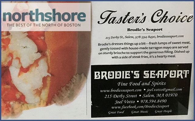 best lobster roll north shore boston