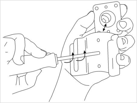 Brodit KFZ Halter 511137 passiv mit Kugelgelenk für Sony