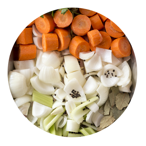 Bone Broth Ingredients
