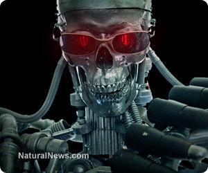 Skeleton_Cyborg_Robot