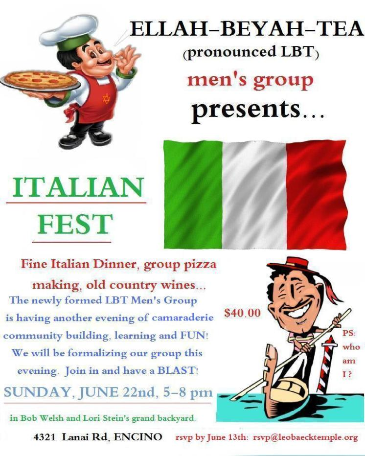 Italian Fest draft flier 2