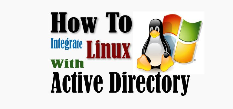 How to integrate linux with active directory