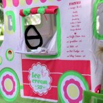 PPT Ice Cream Truck Tent