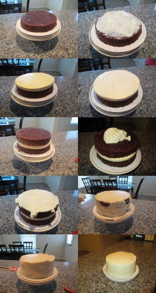 assemblecarrotcake