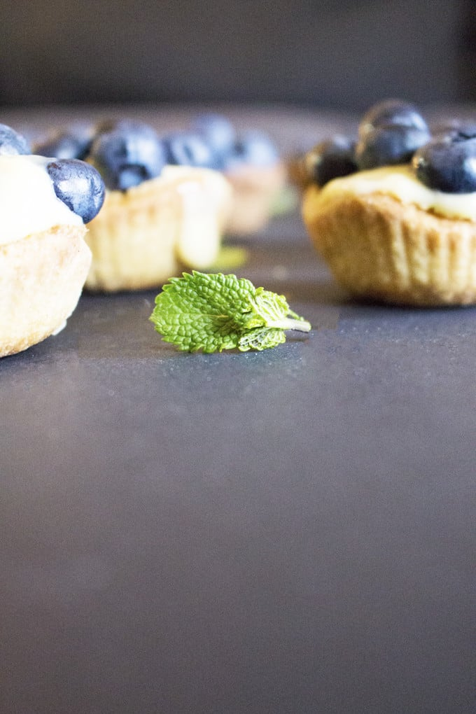 Healthy Blueberry Tarts- Easy, hassle free and also sugar free recipe. This will blow your mind !
