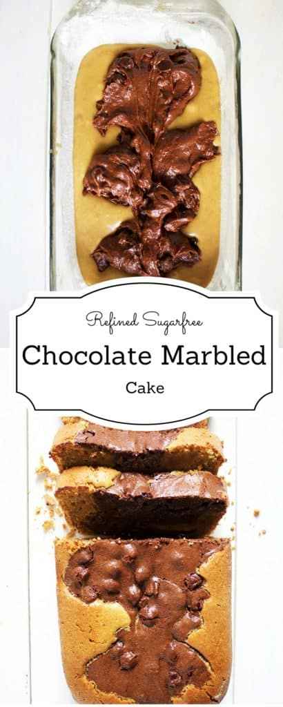 refined-sugar-free-chocolate-marbled-cake