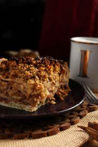 8 Amazing Dessert Ideas for Thanksgiving   Brokefoodies.com   Vegan and non-vegan options