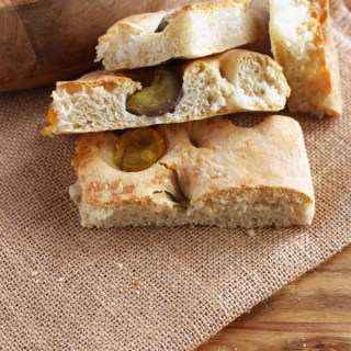 How To make Focaccia - An easy and fun tutorial on how to make focaccia.