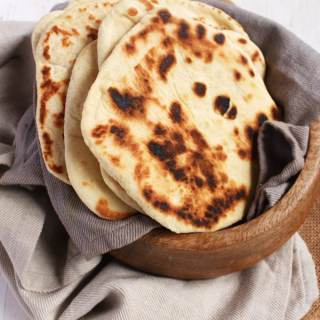 The Best Vegan Naan Recipe