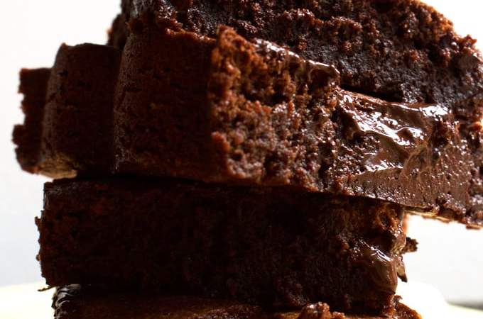 How to make Super Fudgy Brownies