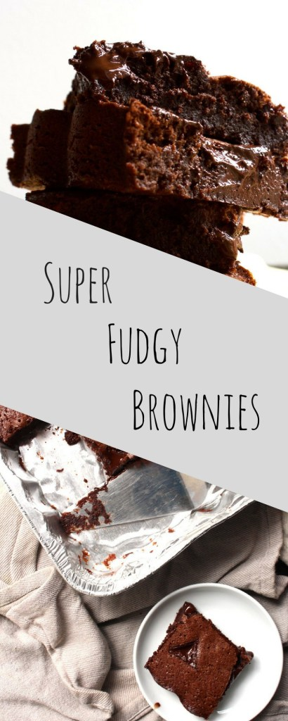 Want to know how to make super fudgy brownies ? Grab this easy recipe and you will be sure to impress!
