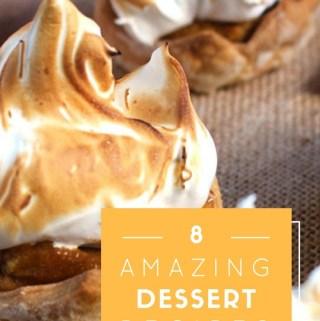 8 Amazing Dessert Ideas for Thanksgiving