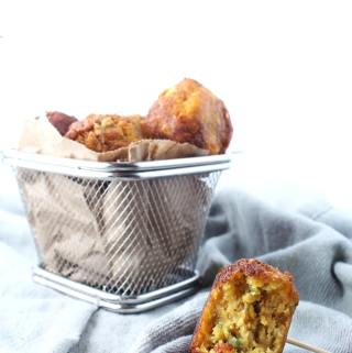 Sweet Potato Falafel – Vegan