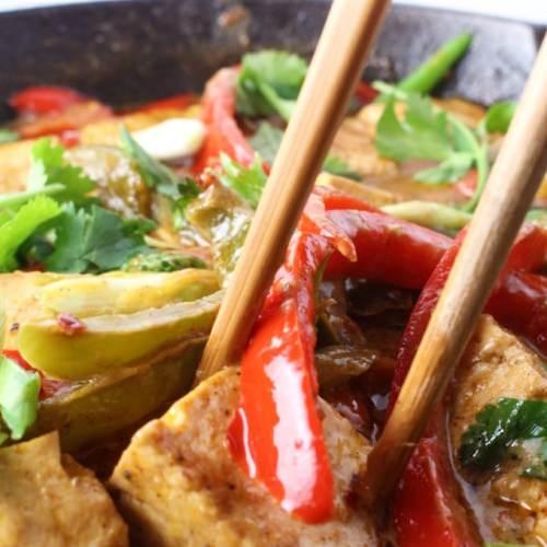 Vegan thai curry recipe keto approved broke foodies forumfinder Choice Image