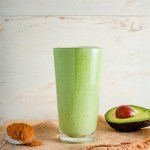 Avocado Smoothie | Keto & Vegan Recipe. This breakfast smoothie is strikes a delicate balance between coconut and avocado, with a hint of cinnamon to bind it all together. #keto #vegan #easy #ketorecipes #veganrecipes #ketovegan #lowcarb
