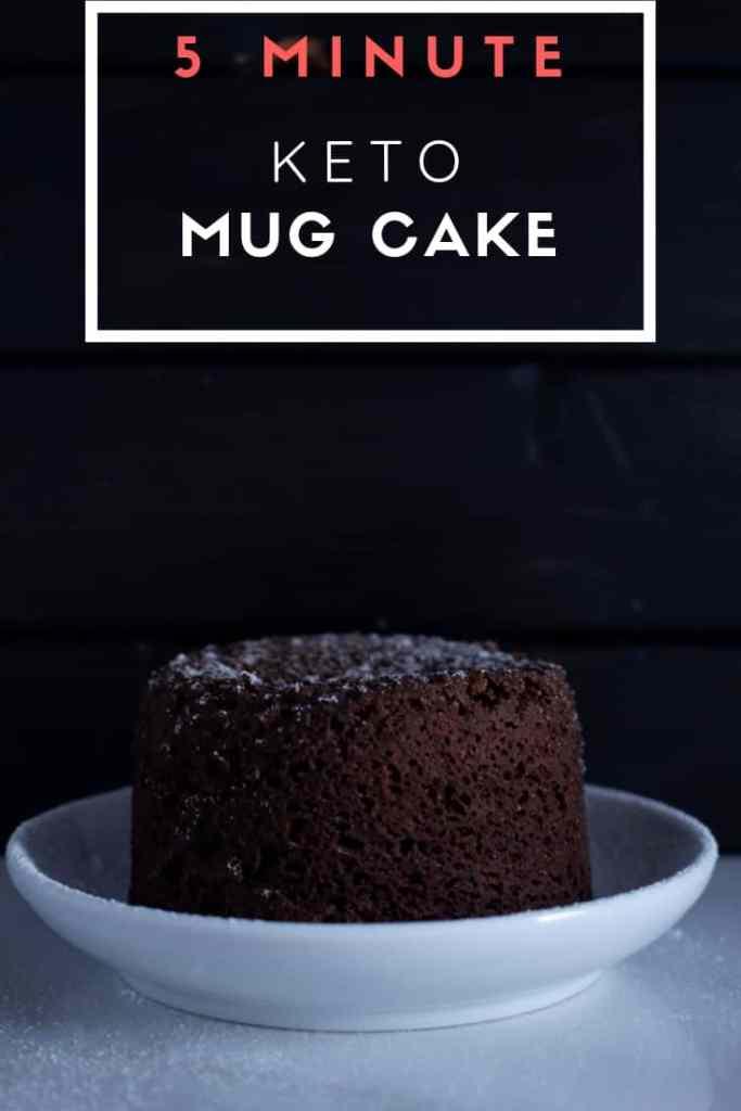 Quick Keto Mug Cake