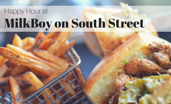 milkboy on south street review