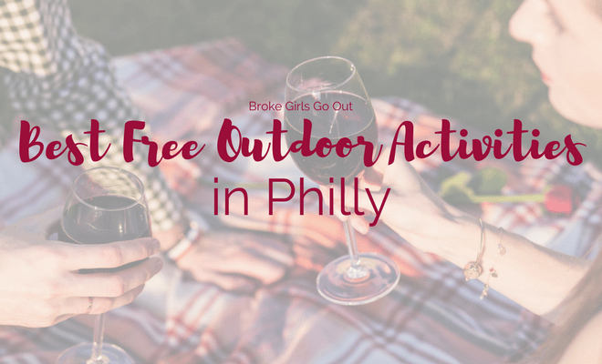 best free outdoor activities in philly