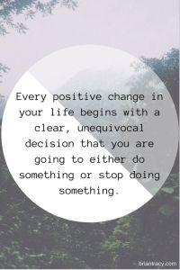 positive change quote