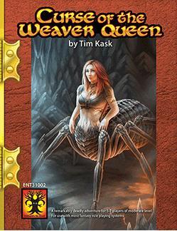 Curse of the Weaver Queen