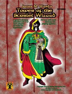 Tower of the Scarlet Wizard