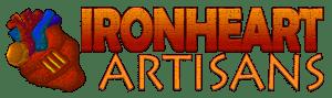 Ironheart Artisans Logo