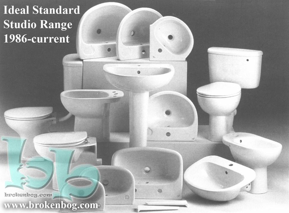 "Ideal Standard ""Studio"" range Image"