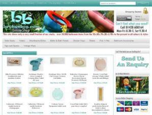 Buy bathroom items online